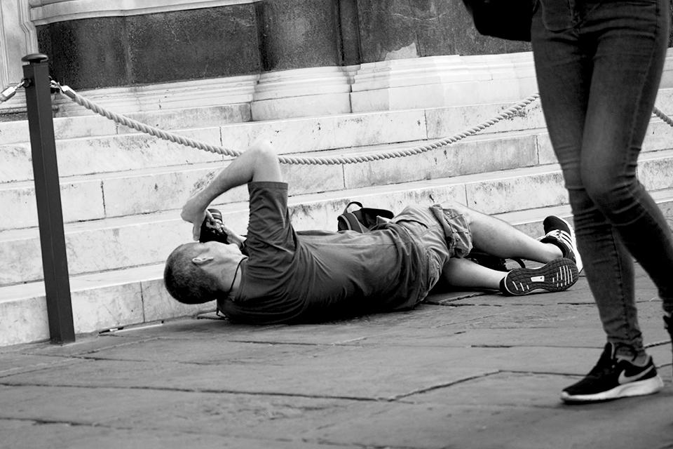 Eroe della fotografia - Paolo Giancristofaro