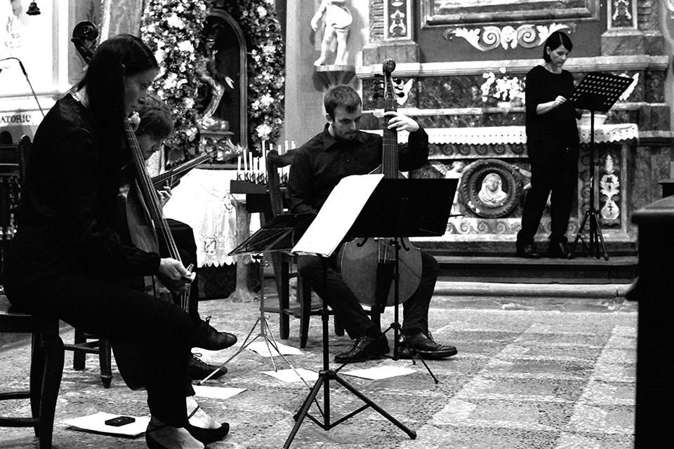 Concerto-Reading S.Giacomo di Bargi - Paolo Giancristofaro