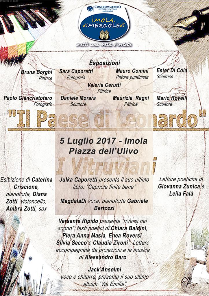 Il Pease di Leonardo - Imola - Paolo Giancristofaro